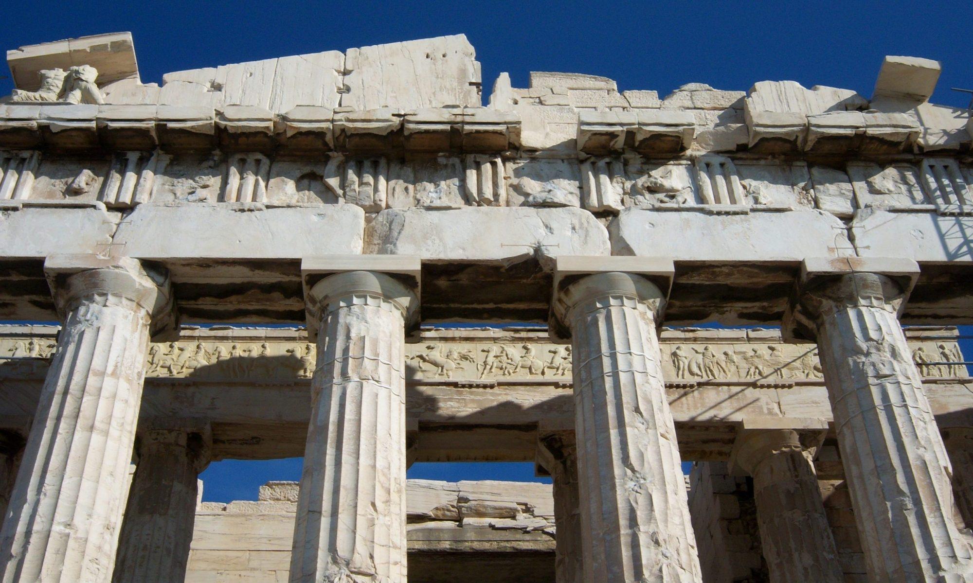 Reunificação das Esculturas do Partenon